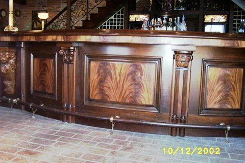 view our full curved bar gallery
