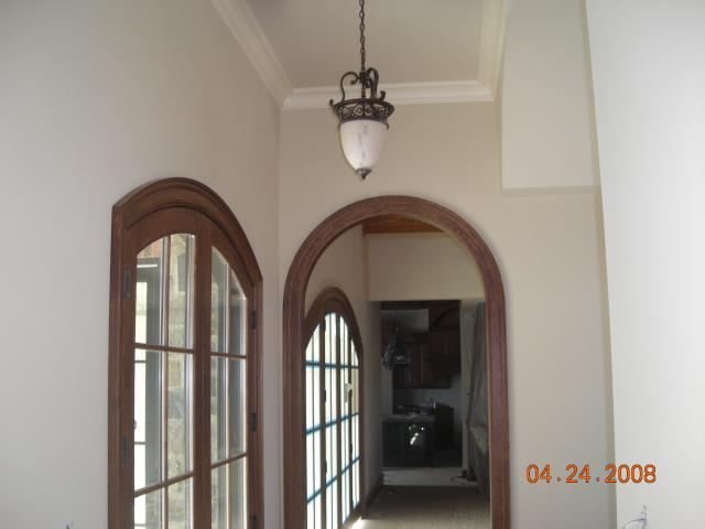 Arch Top Window Casing & Trim Molding