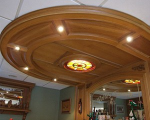 Curved Molding & Trim