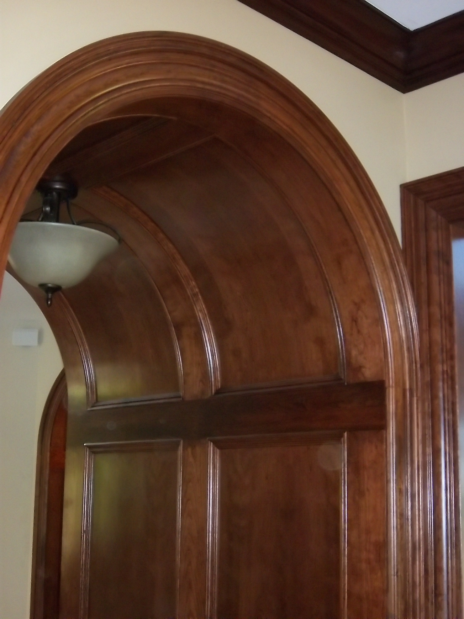 Curved Millwork & Molding